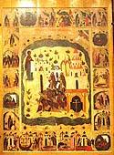 Synaxis of the Saints of Solovki Monastery