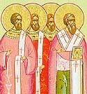 Martyr and Archdeacon Laurence, and those with him, of Rome