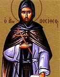 Monastic Martyr Dositheus