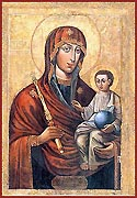 Icon of the Mother of God of Minsk