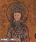 Empress Irene, tonsured Xenia