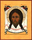 """Translation of the Image """"Not-Made-By-Hands"""" of our Lord Jesus Christ from Edessa to Constantinople, the Third """"Feast of the Savior in August"""""""