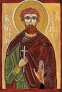 Martyr Christopher of Guria, Georgia