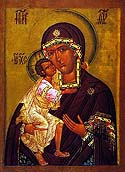 Icon of the Mother of God of Saint Theodore