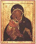 """Intercession of the """"Don"""" Icon of the Mother of God against the Tatars Attack"""