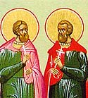 Hieromartyr Philip, Bishop of Heraclea and with him the Martyrs Severus, Memnon, and 37 Soldiers in Thrace