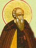 Venerable Abramius the lover-of-labor of the Kiev Near Caves