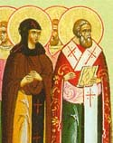 Venerable Anthusa the Nun