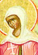 Virginmartyr Eulalia of Barcelona