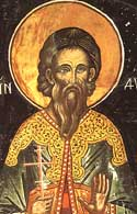 Martyr Acindynus of Nicomedia, and others who suffered under Maximian