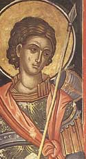 Martyr Lupus, slave of Saint Demetrius of Thessalonica