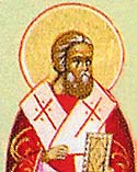 Hieromartyr Eutyches, disciple of Saint John the Theologian