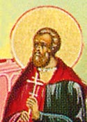 Martyr Tation (Tatio) of Claudiopolis