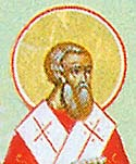 St Menas the Patriarch of Constantinople