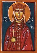 Martyr Susanna the Queen of Georgia