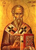 St Alexander the Patriarch of Constantinople