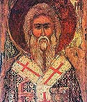 St Arsenius I, Archbishop of Serbia