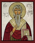 Saint Jesse, Bishop of Tsilkani, Georgia