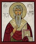 St. Jesse, Bishop of Tsilkani in Georgia