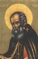 Venerable Sabbas, Abbot of Zvenigorod, Disciple of Venerable Sergius of Radonezh