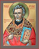Glorification of the Priestmartyr Alexander Hotovitzky