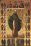 Venerable Sava the Sanctified