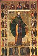 Venerable Sava the Sanctified