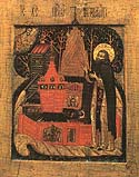 Venerable Nilus of Stolbensk Lake