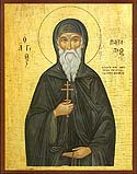 Venerable Patapius of Thebes