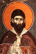 Martyr Eustratius at Sebaste