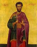 Martyr Leucius of Apollonia