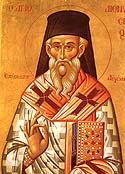 Venerable Dionysius of Aegina
