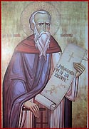 Venerable Daniel the Hesychast