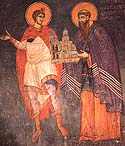 St Daniel II the Archbishop of Serbia