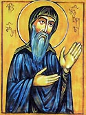 Venerable Macarius the Faster, Abbot of the Khakhuli Monastery