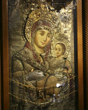 Bethlehem Icon of the Most Holy Theotokos