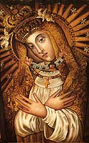 Icon of the Mother of God of Vilensk