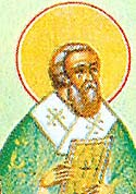 St Bucolus the Bishop of Smyrna