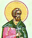 Martyr Nicephorus of Antioch, in Syria
