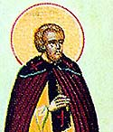 Venerable Longinus of Koryazhemsk, Vologda