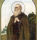 Venerable Isaac the Recluse of the Kiev Near Caves