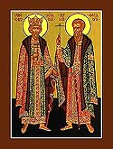 Translation of the Relics of Martyrs Michael and his councilor, Theodore, of Chernígov