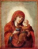 The Vilno Icon of the Mother of God