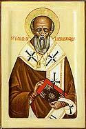 St. Finan of Lindisfarne
