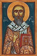 Saint Nicholas, Catholicos of Georgia