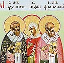 Apostles of the Seventy Archippus  and Philemon, and Martyr Apphia