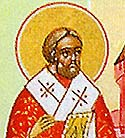 St Eustathius the Archbishop of Antioch