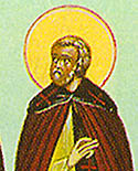 Venerable Antiochus and Antoninus, ascetics of the Syrian Deserts