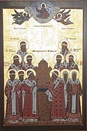 Synaxis of the Venerable Fathers of the Kiev Caves Lavra