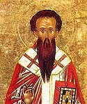 Venerable Basil the Confessor, companion of Venerable Procopius at Decapolis